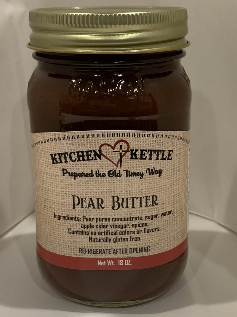 Pear Butter