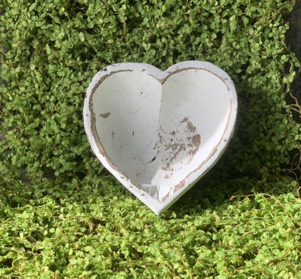 Heart Shaped Doughbowl