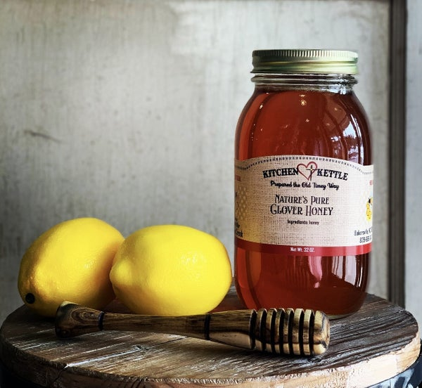 Clover Honey Buy Two for $30 and get a Free Apple Butter