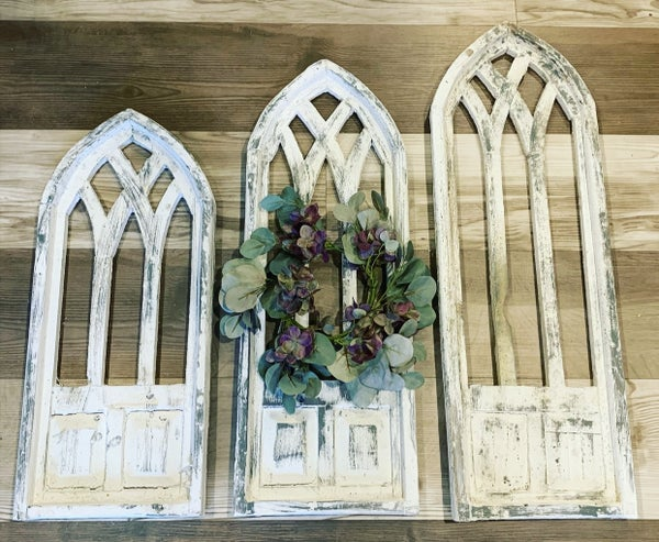 Distressed Cathedral Arch