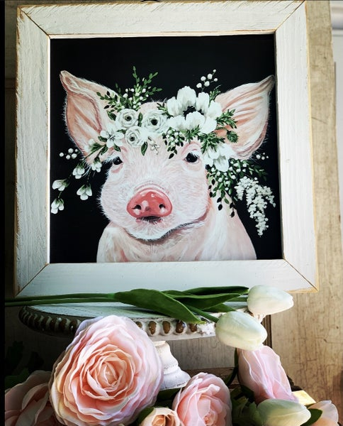 Poppy Pig Picture