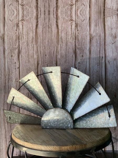 Small Half Windmill