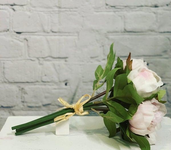 Real Feel Peony Bouquet