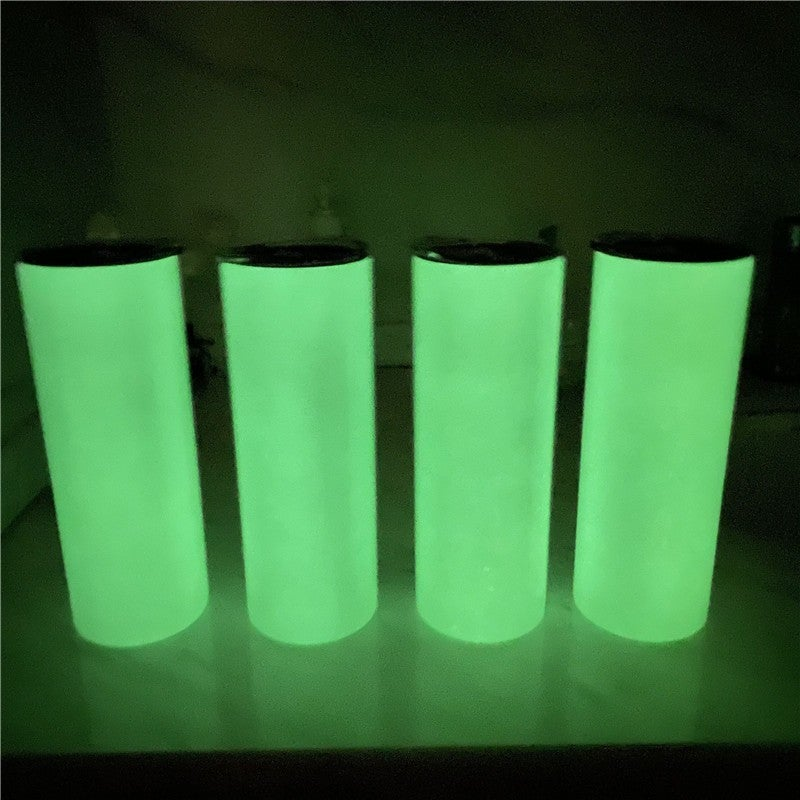 UV Color Changing and Glow In the Dark Tumblers