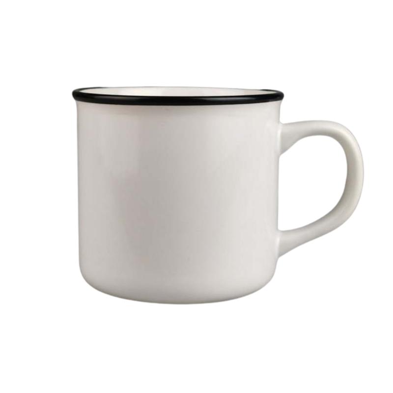 Ceramic Sublimation Camping Mug 15Oz