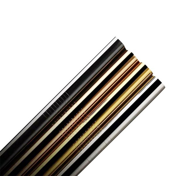 Stainless Steel Straws 11 inch