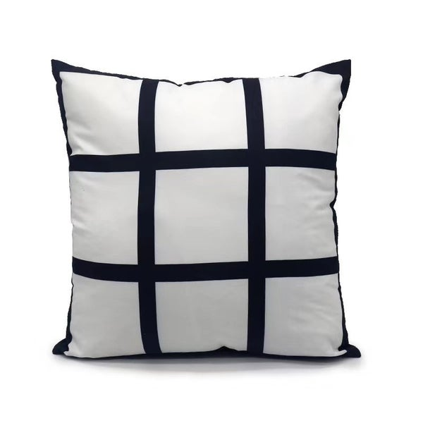 9 Panel Pillow Case Double Sided