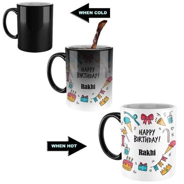 Color Changing Ceramic Mug 11 Oz