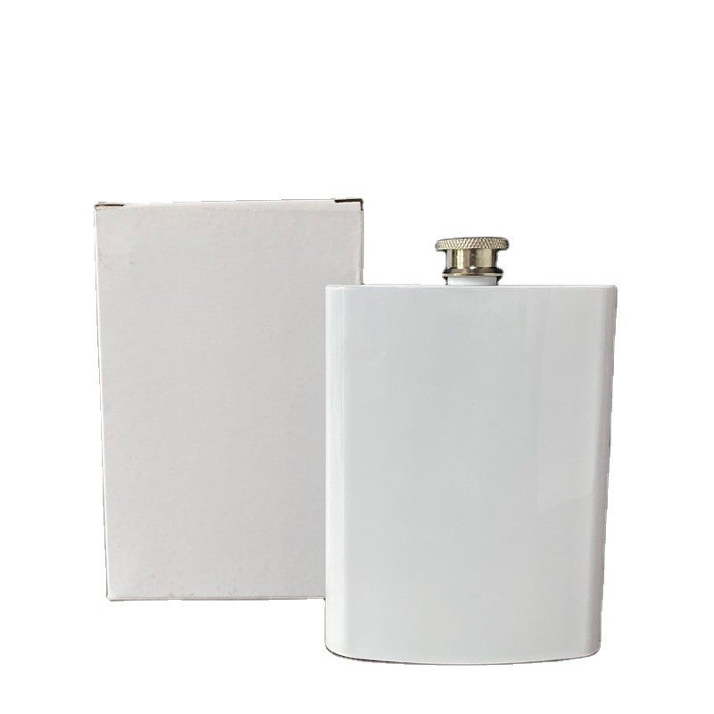 8 Oz Sublimation Flask