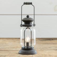 Rusty LED Lantern