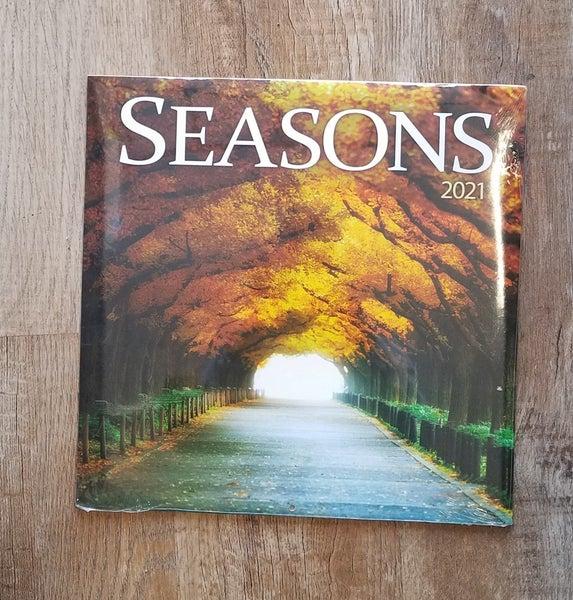2021 Calendar, Seasons