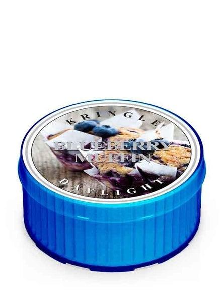 Kringle Daylight Candle - Blueberry Muffin