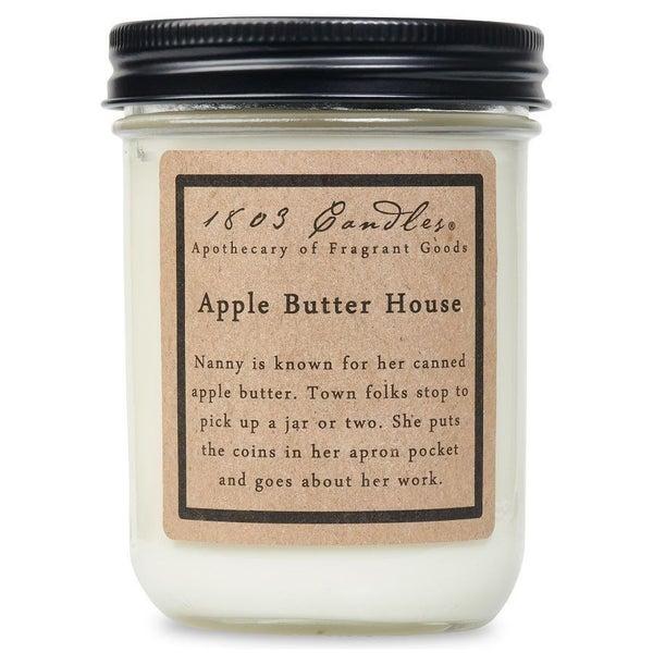1803 Jar Candle, 14 oz