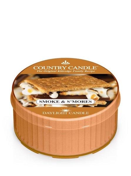 Kringle Daylight Candle - Smoke & Smores