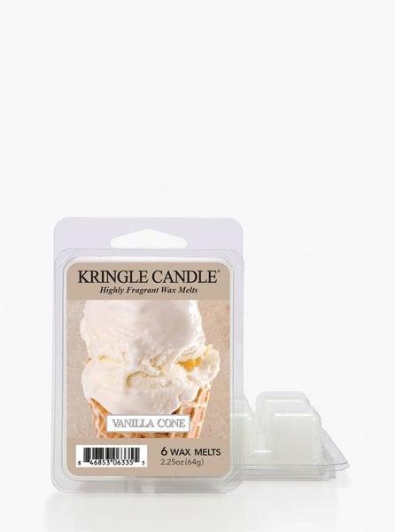 Kringle Wax Melt - Vanilla Cone
