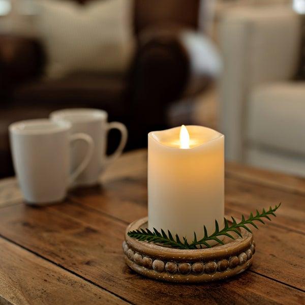 """Luminara Pillar Candle 3.5"""" x 5"""""""