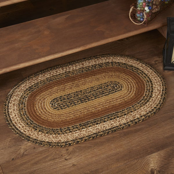 Braided Rug, 20 x 30 Kettle Grove