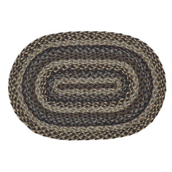 "Braided Rug, 22"" x 72"" Farmyard"