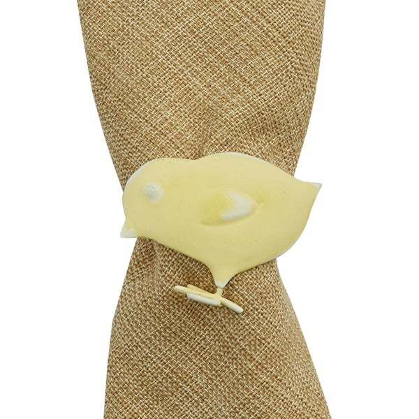 Napkin Ring - Yellow Chick *Final Sale*