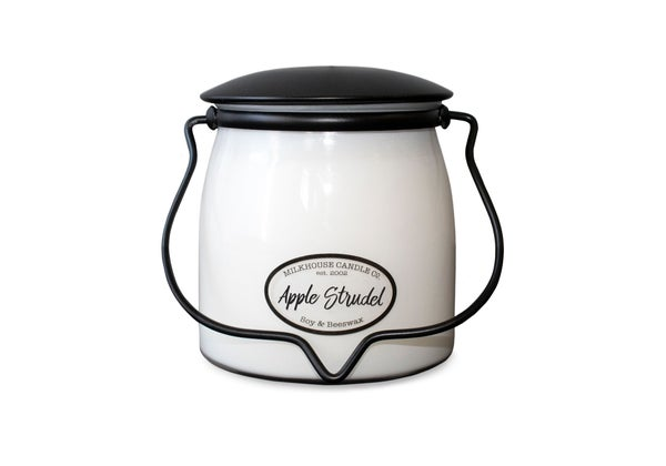Milkhouse Candle, 16 oz Butter Jar Candle