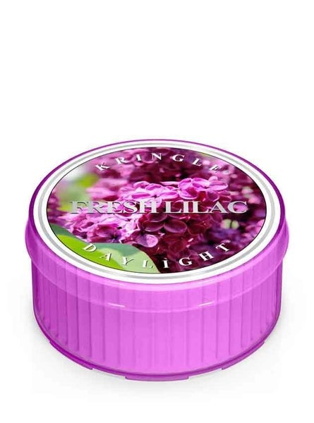 Kringle Daylight Candle - Fresh Lilac
