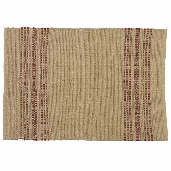 Rag Rug Rustic Stripe Chindi