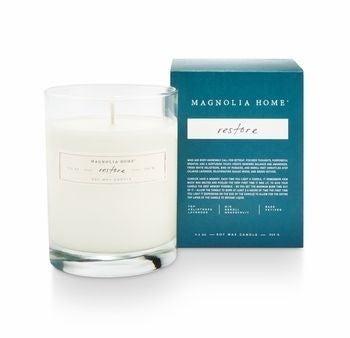 Magnolia Home - Boxed Candle
