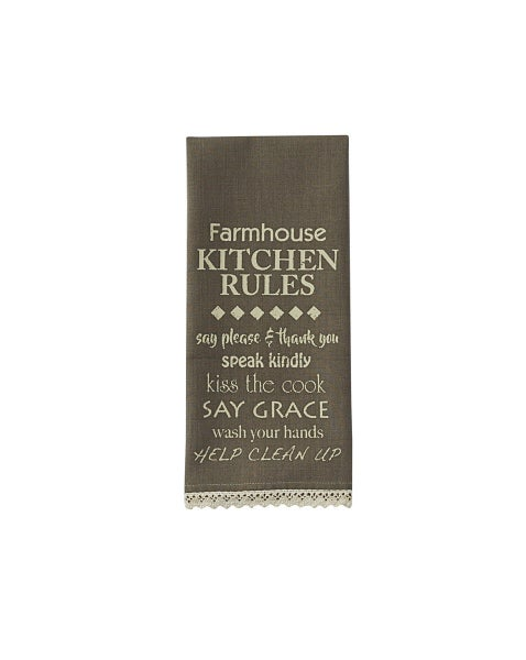 Dishtowel - Farmhouse Kitchen