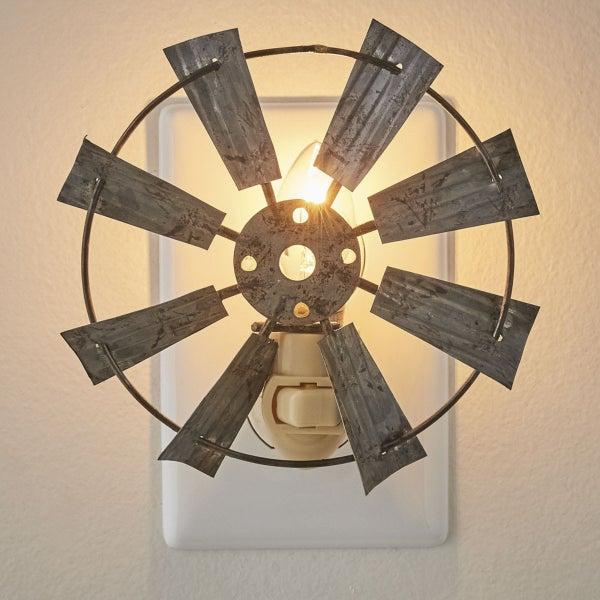 Night Light - Windmill