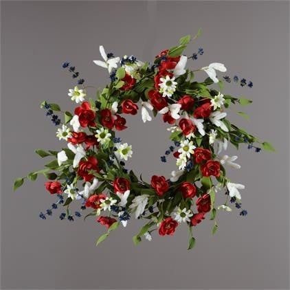 Americana Wreath