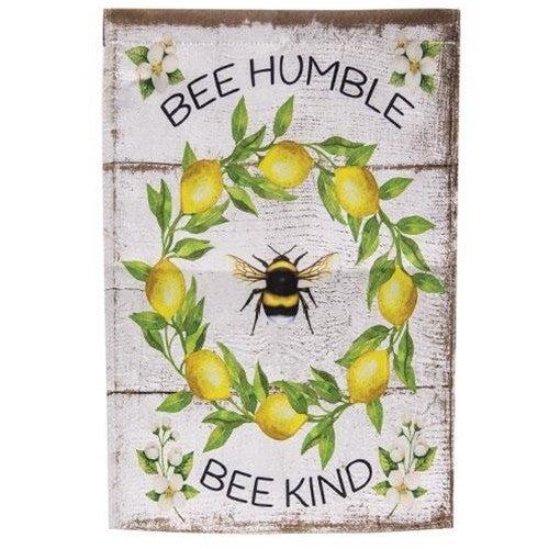 Bee Kind Garden Flag