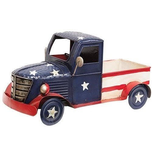 Metal Americana Truck