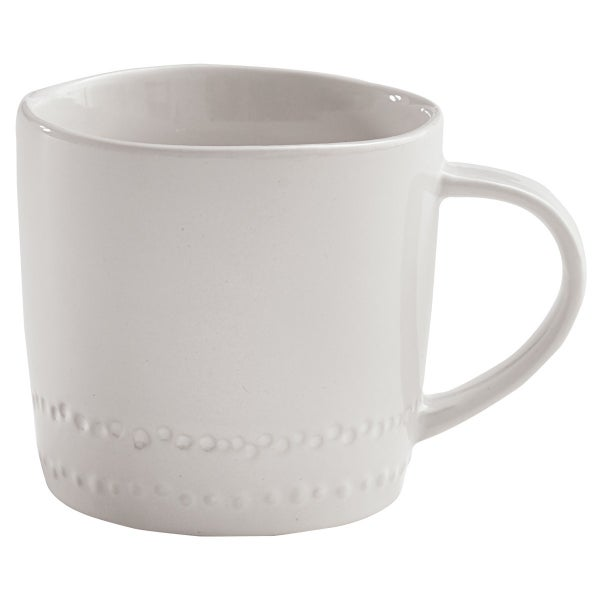 Stoneware Mug - Gray