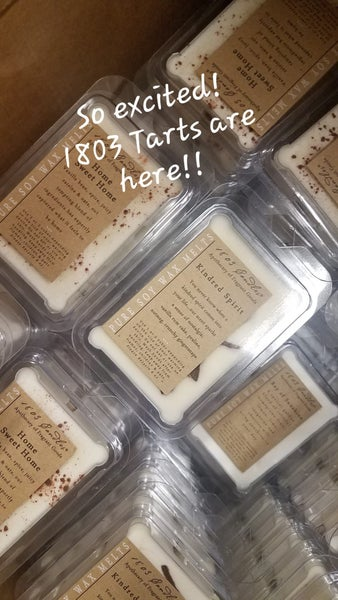 1803 Candles Wax Melt / Tarts