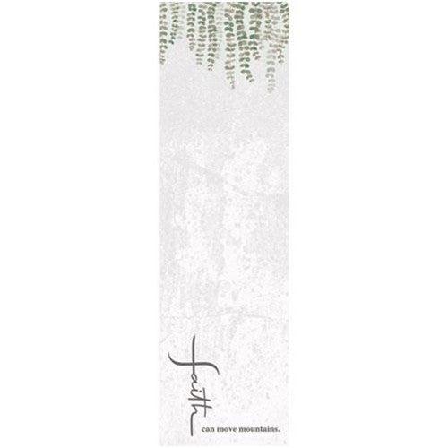 Magnetic Notepad - Faith