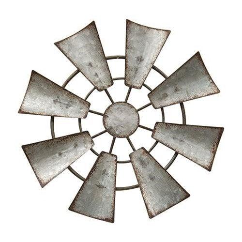 "Metal Windmill Hanger, 8"""