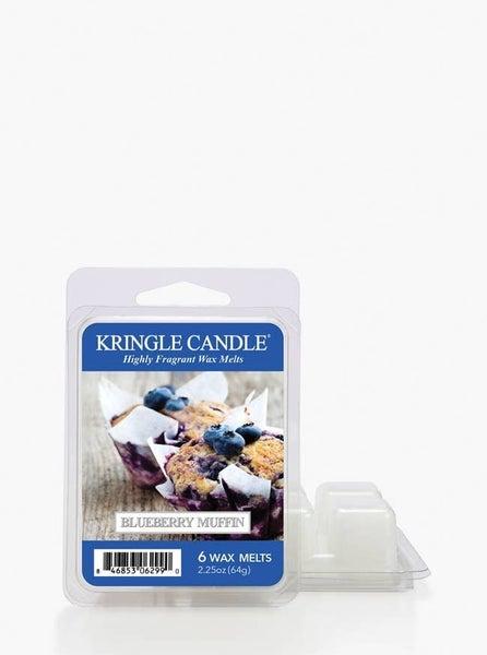 Kringle Wax Melt - Blueberry Muffin