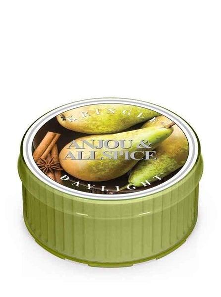 Kringle Daylight Candle - Anjou Allspice