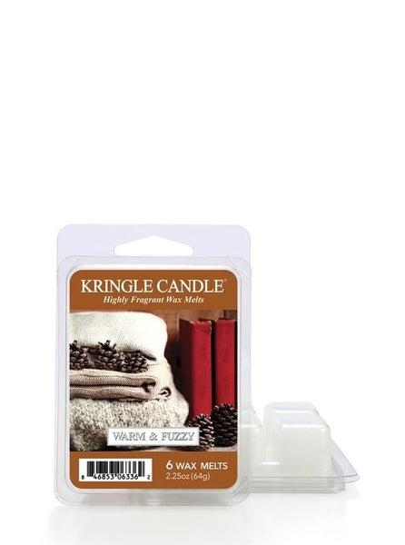 Kringle Wax Melt - Warm & Fuzzy