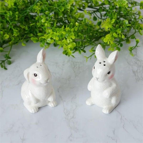Bunny Salt & Pepper Shakers