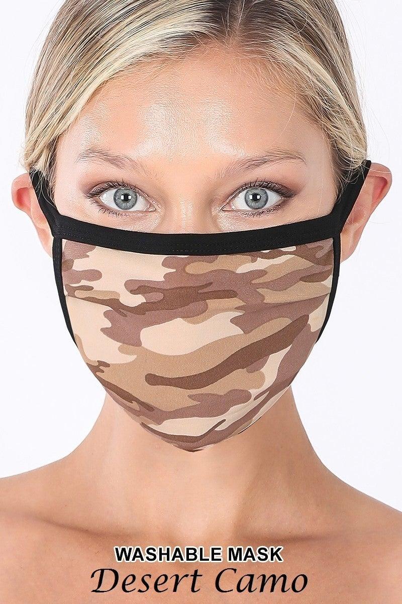 Cotton Face Mask