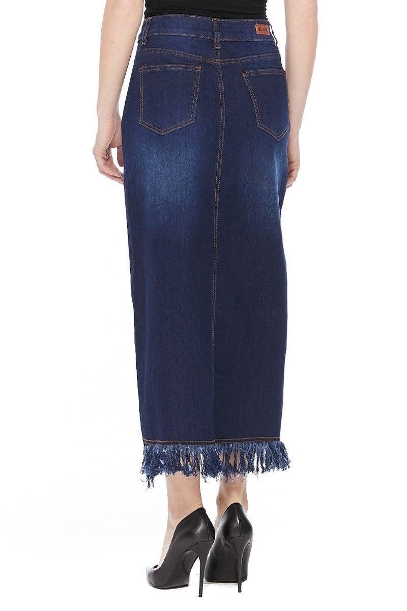 Denim Skirt ~ Ryann