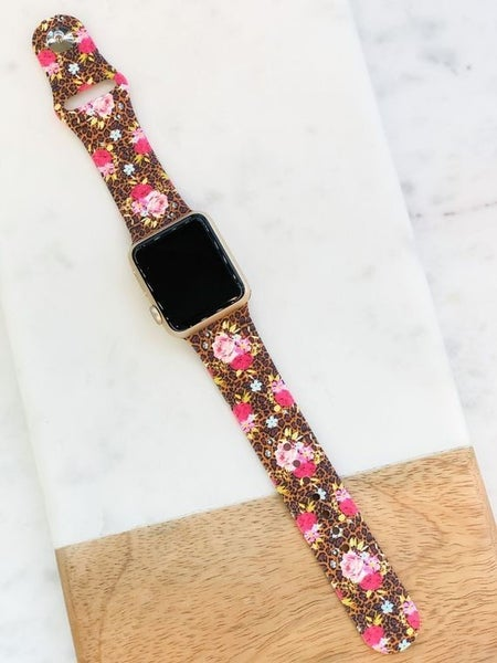 Fashion Print Smart Watch Bands ~ Available in Multiple Prints