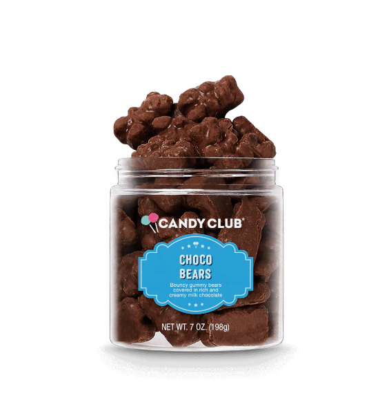 Candy Club Choco Bears