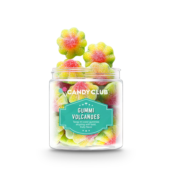 Candy Club Gummi Volcanoes