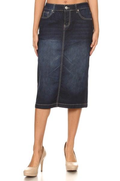 Denim Skirt ~ Mandy