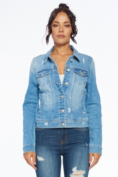 Denim Jacket ~ Ramona