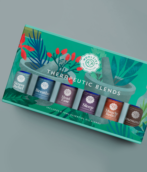 Theraputic Blends Collection