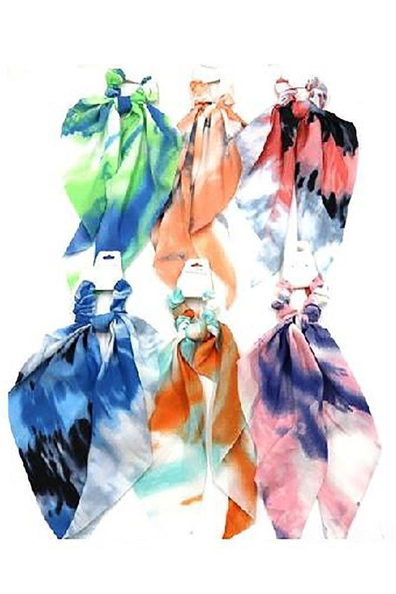 Tie Dye Hair Tie ~ Brandi
