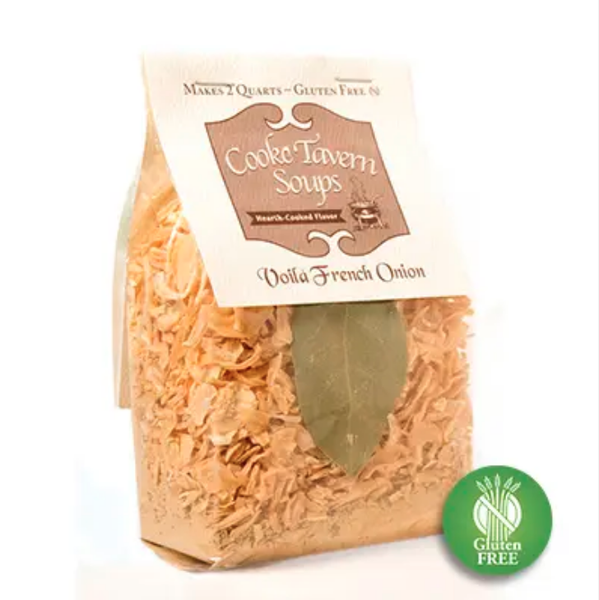 Dried Soup Mix ~ Voila French Onion